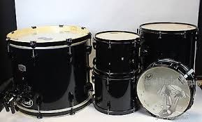 PEARL Drum Set EXPORT SELECT 5-PIECE LACQUER FINISH SET