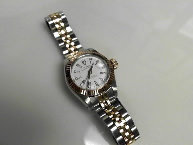 TUDOR 18KT & STAINLESS STEEL PRINCESS OYSTER DATE