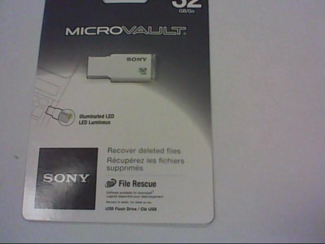 SONY IPOD/MP3 Accessory USM32GM/W