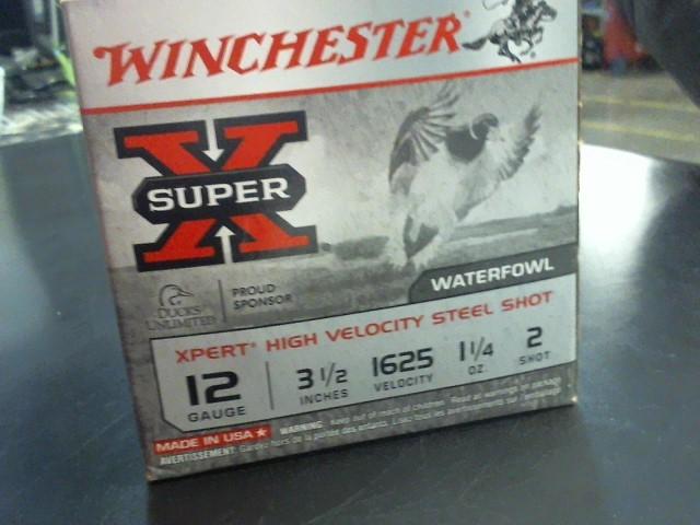 WINCHESTER Ammunition SUPER X 12 GA