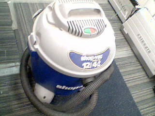 SHOP-VAC Vacuum Cleaner 12 GALLON WET/DRY