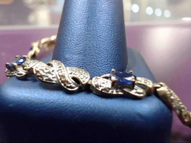 Silver Bracelet 925 Silver 11.1g