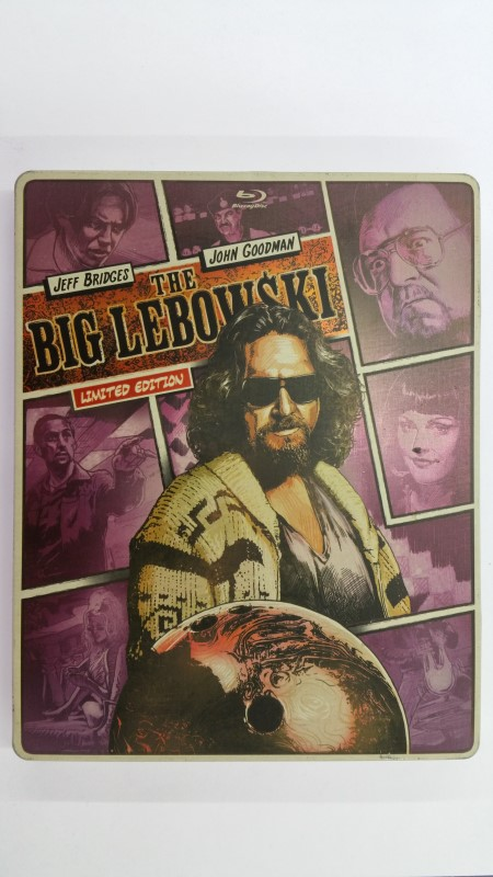 BLU-RAY MOVIE Blu-Ray THE BIG LEBOWSKI