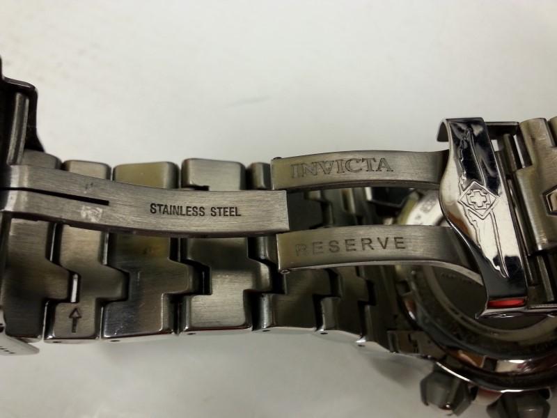 INVICTA Gent's Wristwatch 0642