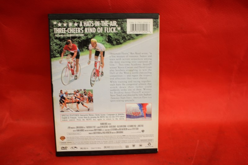 American Flyers (DVD, 1999, Widescreen)