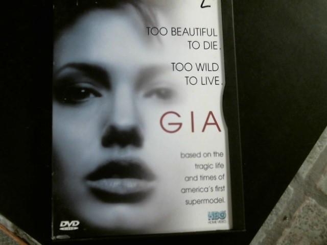 DVD MOVIE DVD GIA