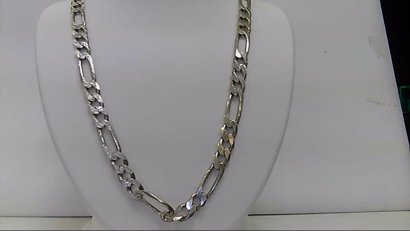 ESTATE SS 18INCH FIG CHAIN