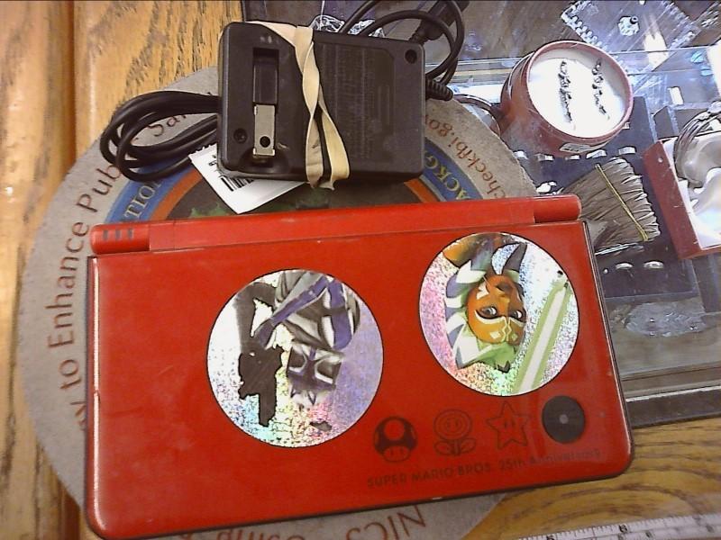 NINTENDO Nintendo DS DSI XL - HANDHELD - SUPER MARIO BROS 25TH ANN