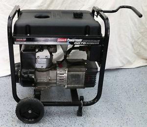 COLEMAN Generator POWERMATE 3000