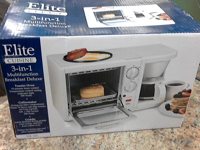 ELITE CUISINE Miscellaneous Appliances