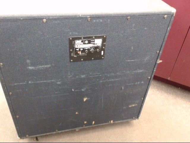 CRATE Speaker Cabinet BV412RVR