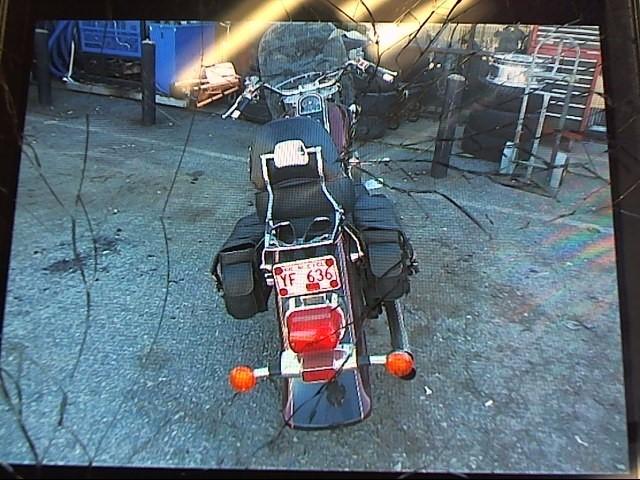 SUZUKI Motorcycle INTRUDER 1500 - 2000