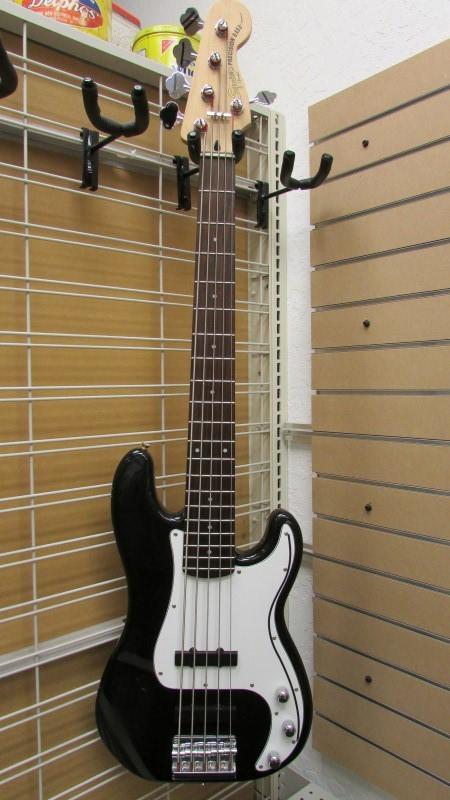 FENDER Bass Guitar SQUIER PRECISION BASS STANDARD SERIES INDONESIA