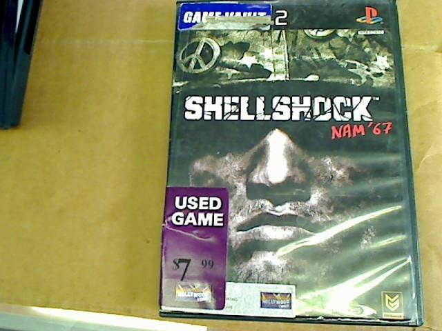 PS2 - SHELLSHOCK NAM '67