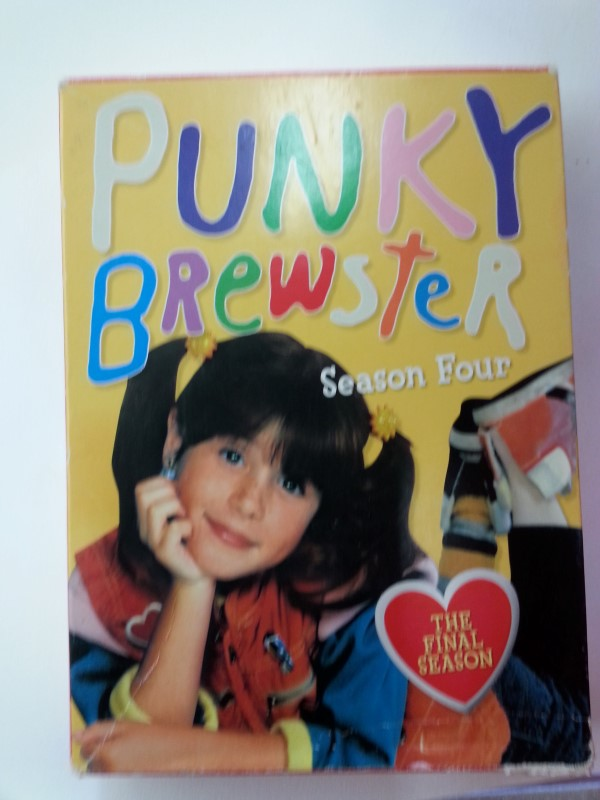 PUNKY BREWSTER The Final season