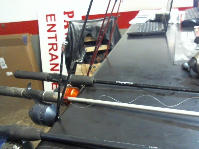 SHAKESPEARE FISHING Fishing Reel DURANGO