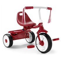 RADIO FLYER Children's Bicycle TRICYCLE