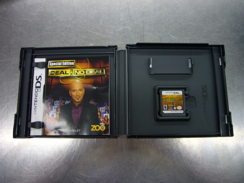 NINTENDO DS Game DEAL OR NO DEAL DS