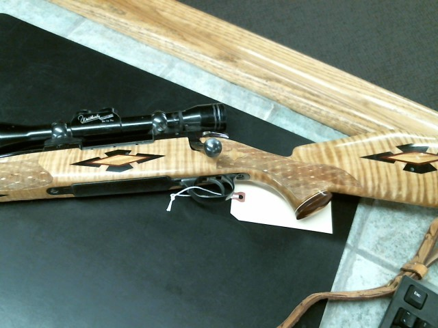 WEATHERBY Rifle MARK V