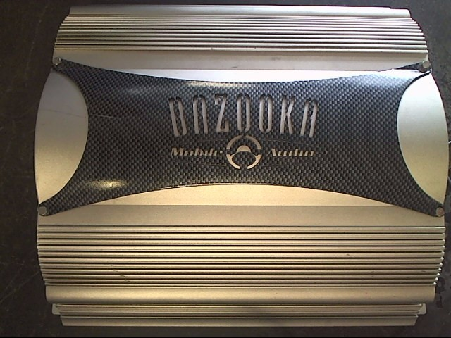 BAZOOKA MOBILE AUDIO Car Amplifier ELA300.1