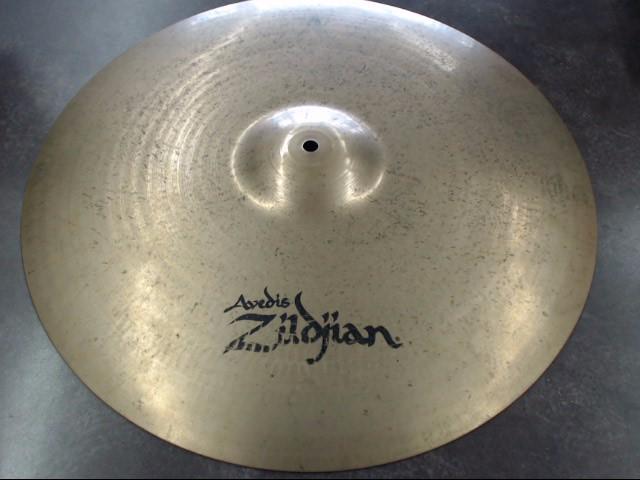 """ZILDJIAN Cymbal 20"""" ROCK RIDE"""