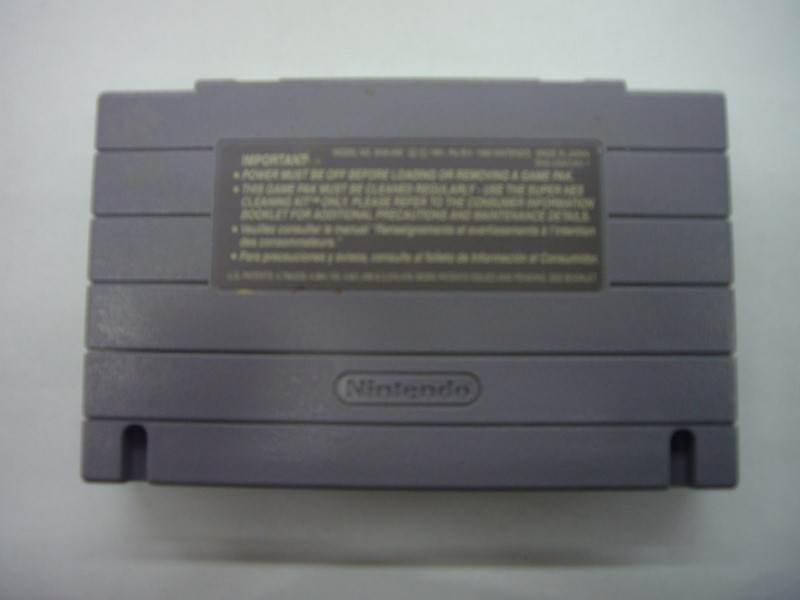NINTENDO SNES Game ANIMANIACS *CARTRIDGE ONLY*