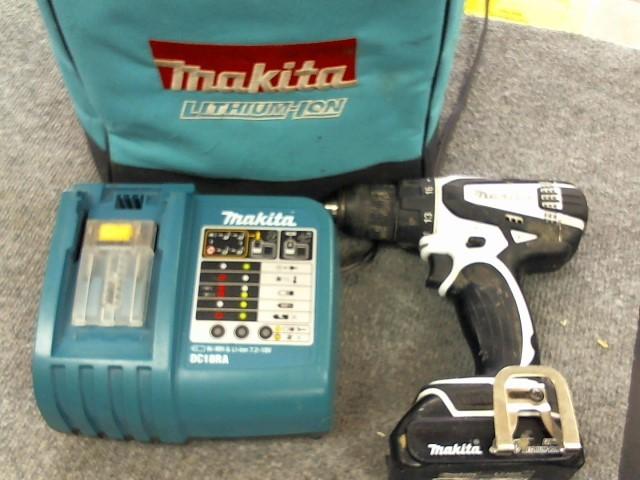 MAKITA Cordless Drill LXFD01