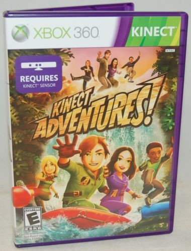 XBOX KINECT AVDENTURES