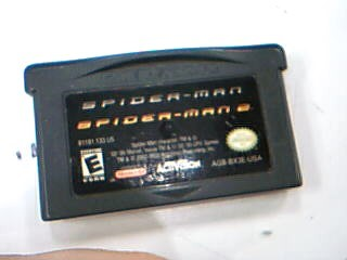 NINTENDO Nintendo GBA Game GAME BOY ADVANCE SPIDER MAN SPIDER MAN 2