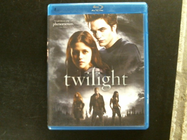 BLU-RAY MOVIE Blu-Ray TWILIGHT