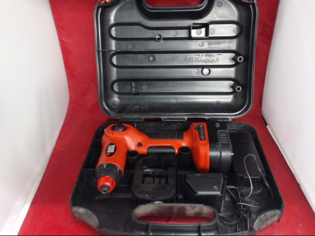 BLACK & DECKER Cordless Drill XD1200