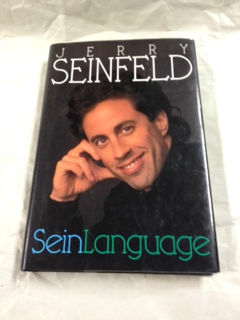 JERRY SEINFELD SEINLANGUAGE