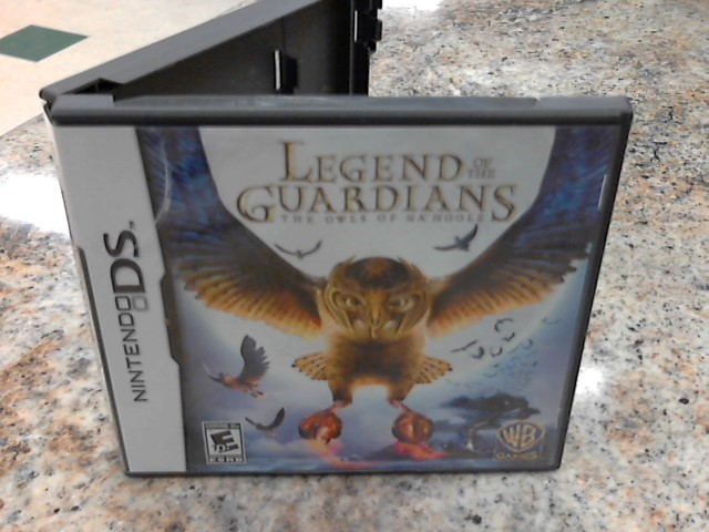 NINTENDO Nintendo DS Game LEGENDS OF THE GUARDIANS