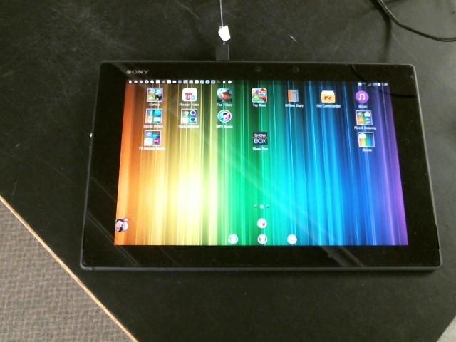 SONY Tablet XPERIA SGP561