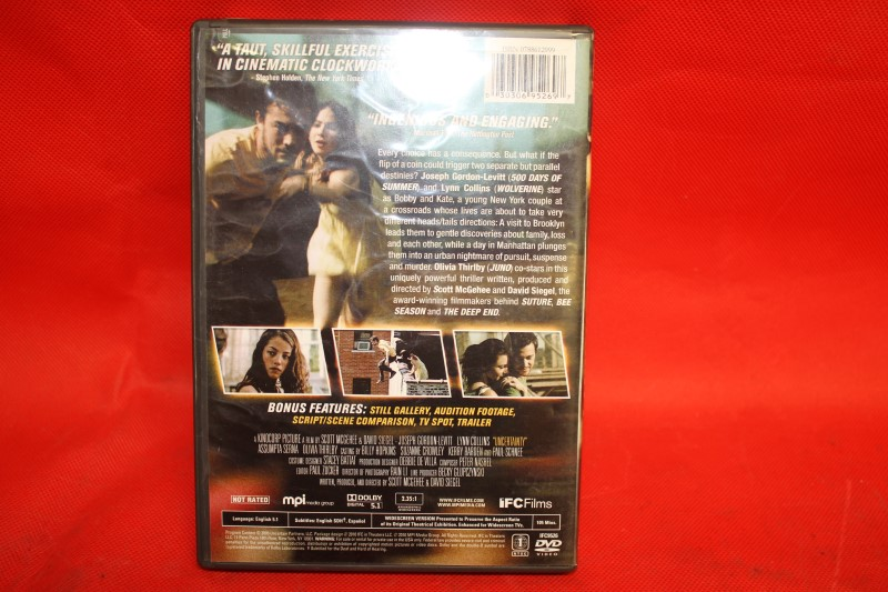 Uncertainty (DVD, 2010)