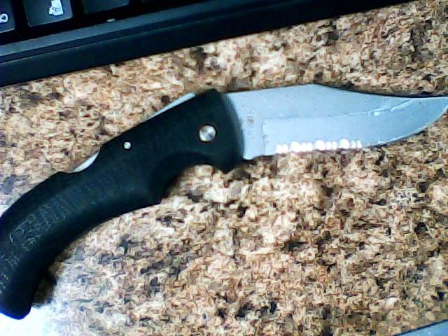 GERBER Hunting Knife 650 FOLDING POCKET KNIFE