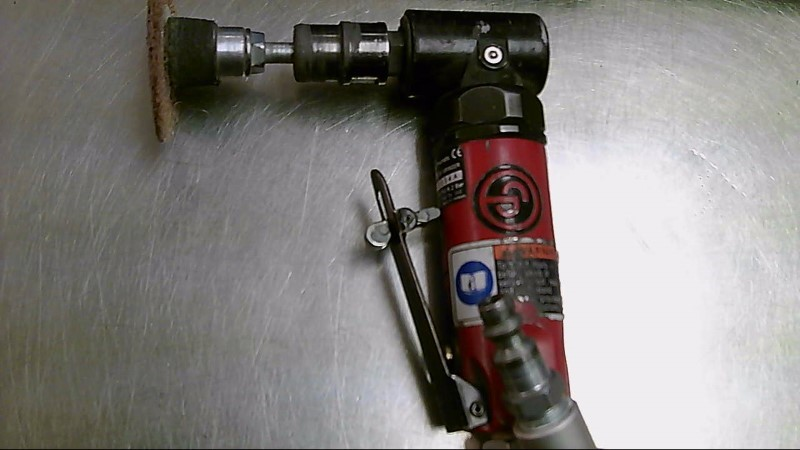 CHICAGO PNEUMATIC ANGLE DIE GRINDER CP875