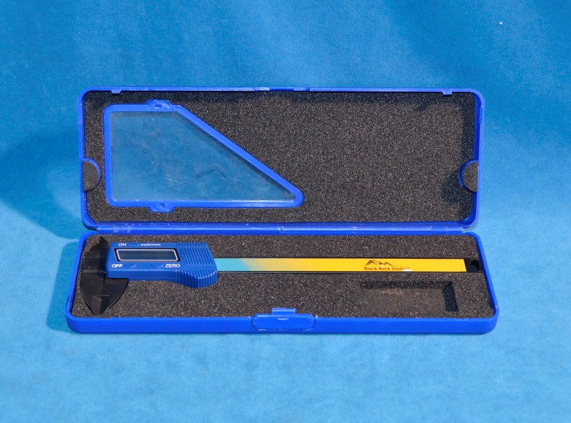 BLACK ROCK TOOLS Miscellaneous Tool DIGITAL CALIPER