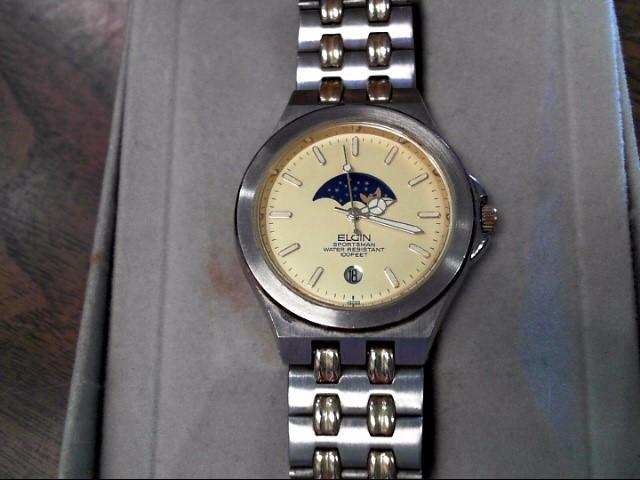 ELGIN Gent's Wristwatch SPORTSMAN WATCH