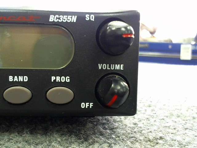UNIDEN Police Scanner BC355N
