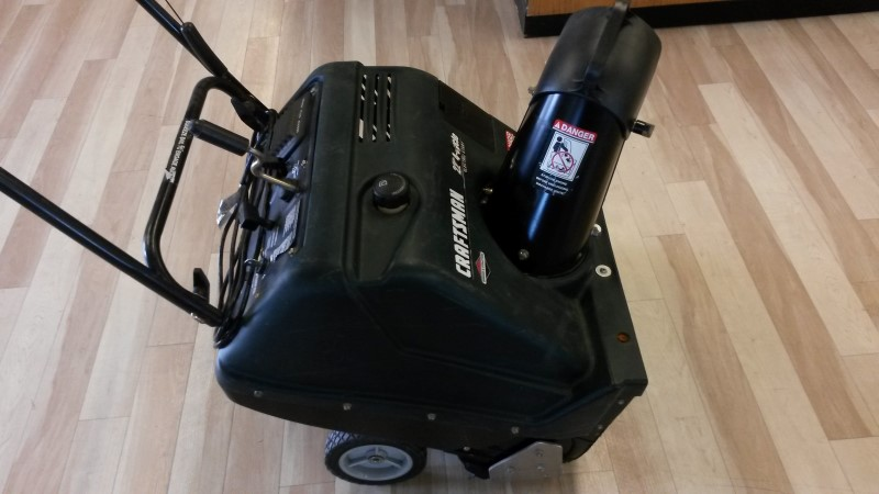 "CRAFTSMAN Snow Blower 536.88150 5HP 22"" SNOWBLOWER"