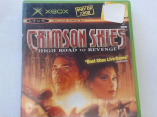 XBOX - CRIMSON SKIES
