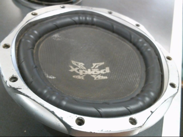"""SONY Speakers/Subwoofer XPLOD 10"""""""