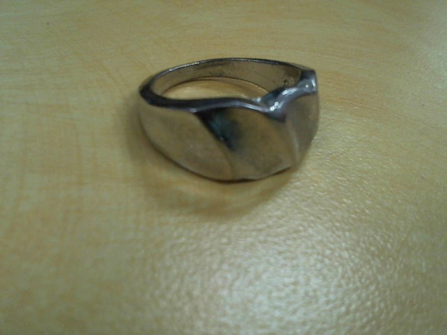 Gent's Ring Silver Stainless 7.7g