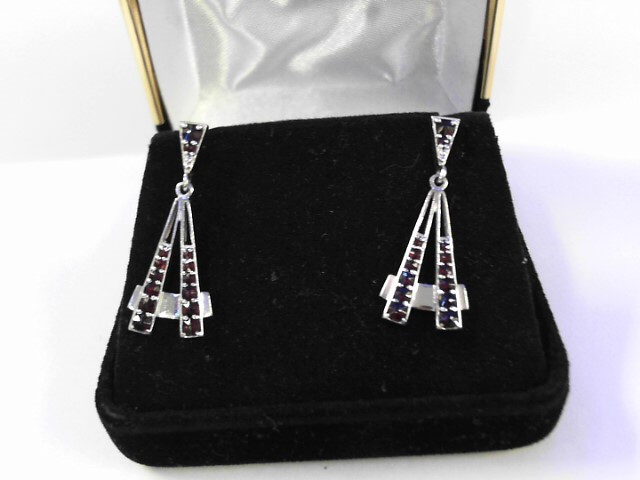 Silver Earrings 925 Silver 2.8dwt