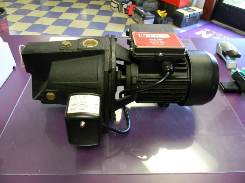 UTILITECH #0003134 Shallow Well Pump 3/4 HP