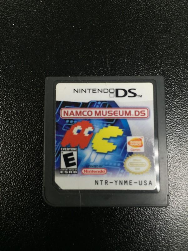 NINTENDO Nintendo DS Game NAMCO MUSEUM DS