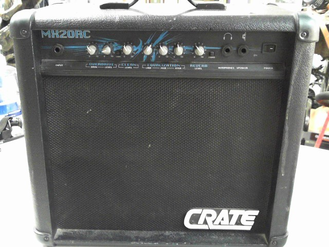 CRATE Electric Guitar Amp MX20RC