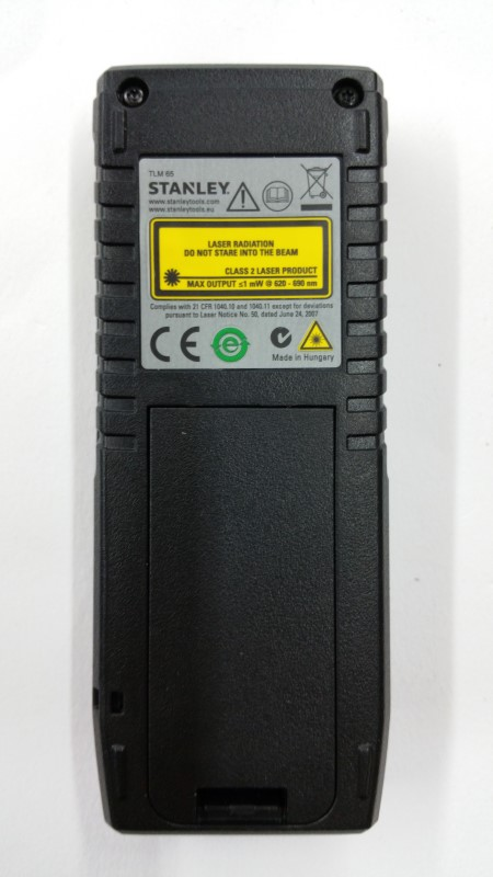 Stanley TLM65 - Laser Measure