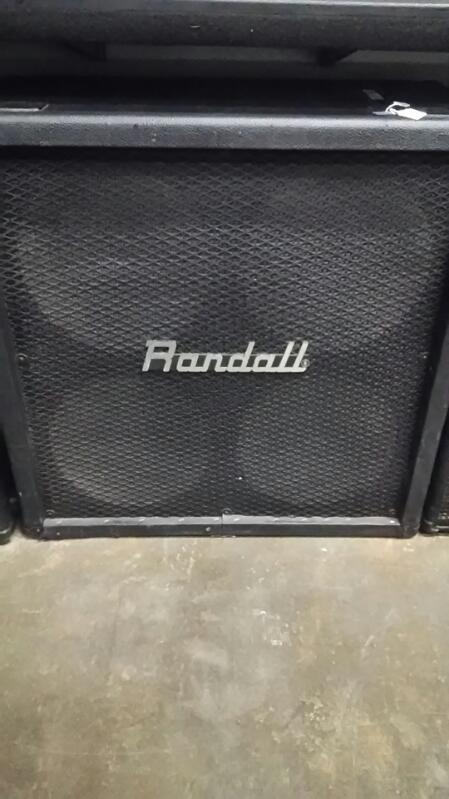RANDALL Electric Guitar Amp R412CXM